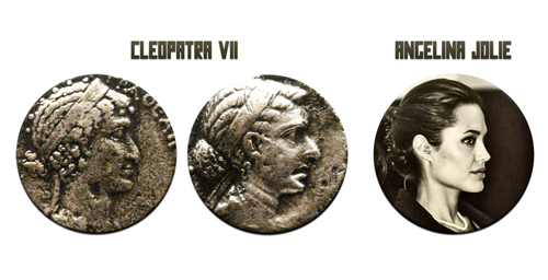 cleopatra-VII-coin